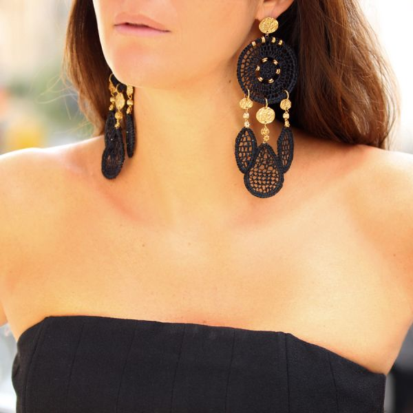 Fanfaria earrings