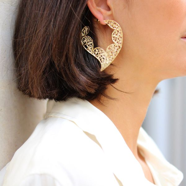 Paule earrings