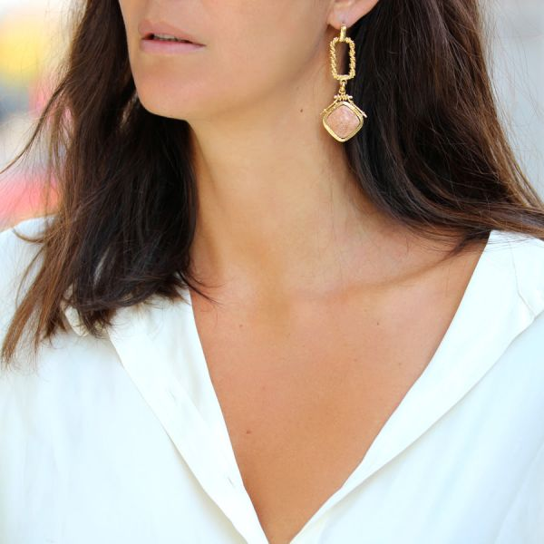 Siena earrings gold
